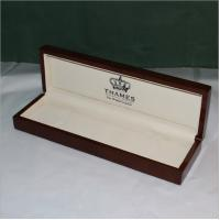 Cheap Long Version Jewelry Bracelet Gift Box Packaging Leather Or Velvet Inside Material for sale