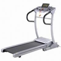 Best Treadmill Console Foldable Treadmill with LCD/LED Screen and CE Certified, Suitable for Home Use wholesale
