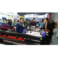 Quality Advertising Cutter Plotter Machine Low Noise With Grit Feed Roller wholesale
