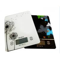 Best Big LCD Kitchen Electronic Scales , ABS Plastic Digital Scale For Food wholesale