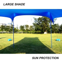 Best Summer Upf30+ 270*270cm Camping Sun Shelter For Picnic wholesale