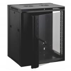 Best 12u Wall Mount Data Cabinet Wall Network Cabinet Customized Logo Door Design wholesale