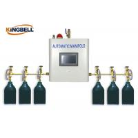 Best Automatic Medical Gas Manifold PLC Control Brass Gas Type Oxygen wholesale