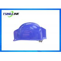 Best H.264 Coding Head Protective 4G Wireless Device With 1080P Resolution Camera Lamp wholesale