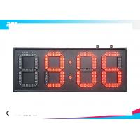 Best Huge Led Digital Wall Clock Battery Operated Led Display Timer wholesale