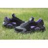 Buy cheap Cheap Nike Air Huarache Black Purple free shipping from wholesalers