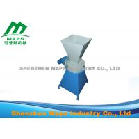 Best Fine Automatic Sponge Cutting Machine , Foam Shredder Machine Electric Driven wholesale