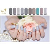 Cheap 15ML Glossy Free Samples Color UV LED Gel Nail Polish , Led Light Nail Polish for sale