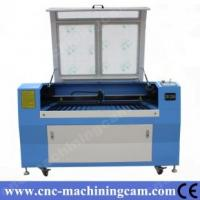 Best ZK-1290-80W balde working table cheap cnc laser machine for bamboo 1200*900mm wholesale