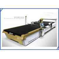 Quality Fabric Pattern Cutting Machine For Indoor Curtain wholesale