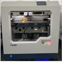 Buy cheap Big PEEK 3D Printer CreatBot Printing High Temperature Filament F430 from wholesalers