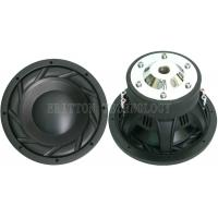 China 10'' Woofer Car Subwoofer Speaker 85 Db 300 W , 50mm BASV Voice Coil on sale