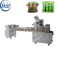 Best Plastic Pillow Type Automatic Food Packing Machine Soap Sugar Stick Packaging wholesale