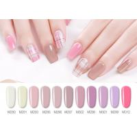 Best Multi Sweet Colors UV LED Gel Nail Polish Oder Free Lasting Time A Month wholesale