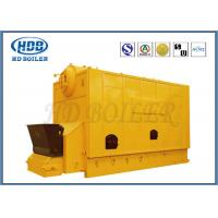 Best Industrial Steam Hot Water Boiler System , Horizontal Gas Fired Steam Boiler wholesale