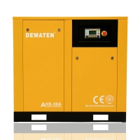 Best China Industrial factory 30HP 22KW screw air compressor with low cost good quality wholesale