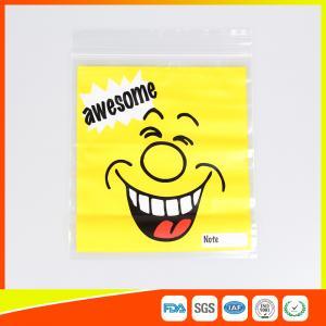 Best Custom resealable plastic bags , Self-Adhesive Header Plastic Ziplock Bags wholesale