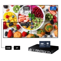 Best DID LCD CE Samsung 46'' 4K Video Wall Display 8 Bit With LED Backlight wholesale