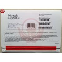 Best Windows Server Software Windows 8.1 Pro OEM Package With DVD And Key COA Sticker wholesale