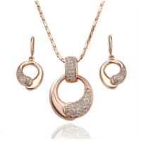 Buy cheap African wedding bridal gold plated jewelry set from wholesalers