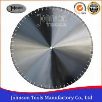 Best Laser Welded Diamond Floor Saw Blades With Undercut Protection 900mm wholesale