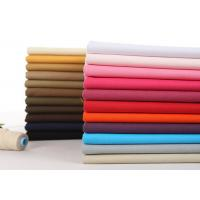 Best 16OZ Heavy Cotton Canvas Suitable For Shoes Excellence Color Fastness wholesale