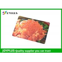 Best Colorful Printed Dining Table Placemats Anti Slip OEM / ODM Available 45X30CM wholesale