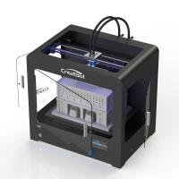 Best CreatBot DE High Precision 3d Printer / Automatic 3d Metal Printing Machine wholesale