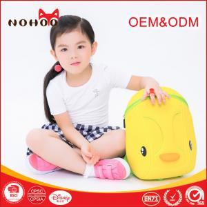 Best Ultra light Children School Bags neoprene Material Backpacks For children duck style wholesale