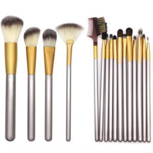 Best 18pcs Synthetic Makeup Brushes Set , Eyeshadow And Brush Set wholesale