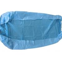 Best Clinic Disposable Surgical Drapes Blue Bed Covers With Elastic Fitted Bed Sheets wholesale