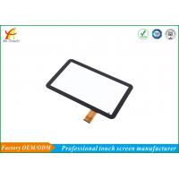 Best Frameless USB Capacitive Touch Screen , Multi Point Large Touch Screen Panel wholesale