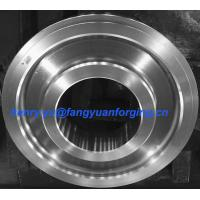 Best Forged  wheel and Steel Forging Rough Hub Alloy Steel 4130 , 4140 , 8620 , 42CrMo4 , 34CrNiMo6 , 18CrNiMo7-6 wholesale