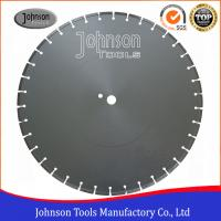 Best 550mm Circular Saw Diamond Blade Laser Welding Diamond Concrete Saw Blades wholesale