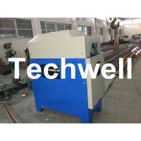 Best Custom Automatic Downpipe Elbow Machine / Down Pipe Roll Forming Machine wholesale
