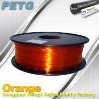 Best RepRap , UP 3D Printer PETG 1.75 or 3mm filament Acid and Alkali Resistance wholesale