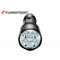 Best 5LEDs CREE XML T6 300 Meters High Range Torch for Outdoor Bicycle Light wholesale