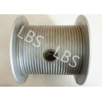 Best Custom Steel Spooling Device Lebus Grooved Drum For Crane Winch wholesale