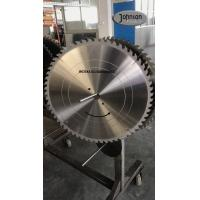Best OD620mm Tct Saw Blade Aluminum Sharp Cutting Blade With Trapezoid Teeth wholesale