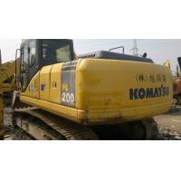 Best Komatsu PC200 Second Hand Construction Equipment 93% UC 20253kg Operation Weight wholesale