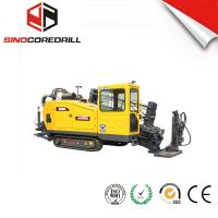 Best 20 Tons Horizontal Directional Drilling Equipment with 112KW power engine wholesale