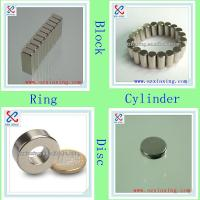 Buy cheap High Performance Neodymium Magnet Ndfeb from wholesalers
