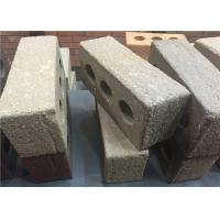 Best Multi Holes White Brick Veneer , Brick Facade Exterior Wall 210x100x65mm wholesale