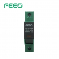 Best DIN Rail Mounted Rated current 32A 1P DC Solar Fuse wholesale