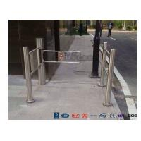 Best Pedestrian Entrance Automatic Biometric Access Control System Swing Barrier wholesale