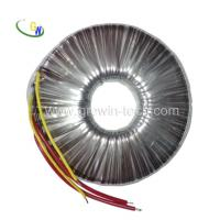 China Highly Energy Efficient Water-Safe Making Isolating Transformer Low Frequency Toroidal Transformer for Solar Power on sale