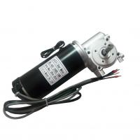 Best Brake with Door opener motor for blush Door Motor 24VDC 65W 3200RPM black coating wholesale