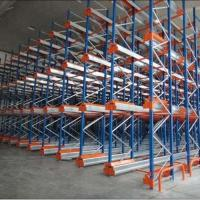 Best Warehouse Mobile Radio Shuttle Racking System Automation Material Handling wholesale