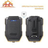 Best Waterproof Black GSM Guard Tour Monitoring System With Real Time Transfer wholesale