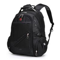 China Selling well all over the world Best selling waterproof strong 1680D massage swiss gear laptop backpack on sale